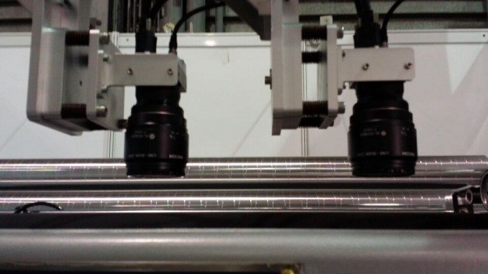 感光干膜( 电路板用高分辨率感光干膜 ) 表面缺陷/瑕疵在线自动化