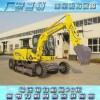 出售 小型挖掘机 60轮式挖掘机 全新库存挖掘机
