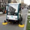 施帝威 新款全封闭式电动清扫车2160型