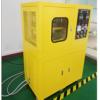 硅胶小型电动平板硫化开炼机 实验室用小型平板四柱热压成型机