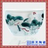 景德镇陶瓷大缸陶瓷风水缸聚宝盆别墅庭院摆件 手工雕刻