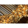 H59空心六角黄铜管 27*12.5mm