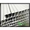 白色滚压铝通50×100大量批发购物商场通道休闲场所天花吊顶
