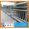 镇江桥梁河道护栏 景观桥梁隔离防护栏 不锈钢碳钢复合管