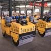 湖南销售座驾式压路机  小型双轮振动压实机
