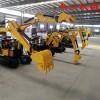 吉林供应特价小型挖掘机    驾驶式挖掘机