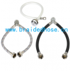 马桶热水器软管,304不锈钢编织软管