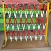 玻璃钢安全伸缩围栏、城市电力检修用可移动折叠式围栏网