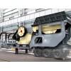 石料廠破碎設備—移動顎式石料破碎機成為破碎界亮點XHY80