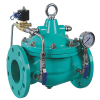 600X型水力电动控制阀-水利控制阀厂家