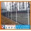 吴江工厂围墙护栏 吴江锌钢围墙护栏 庭院围栏 龙桥护栏