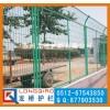 十堰铁路护栏网 十堰公路护栏网 高速浸塑绿色铁丝网 龙桥