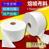广州熔喷布料批发定制民用医用级25克一次性口包滤材